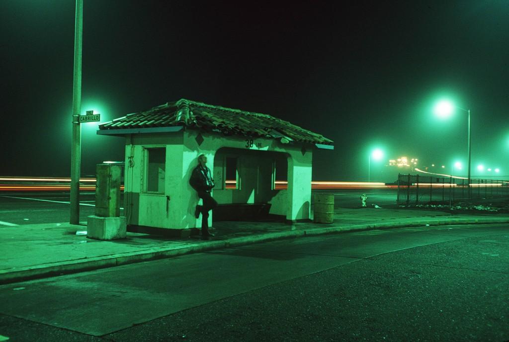 Beach Bus Stop